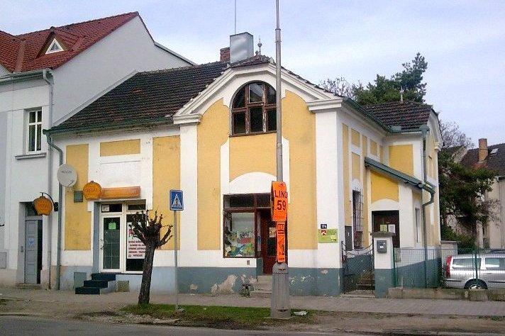 KC ST - budova
