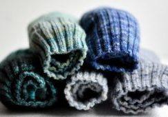Sbírka ponožek